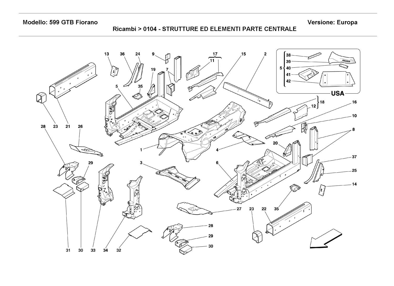 CENTRAL STRUCTURES AND COMPONENTS