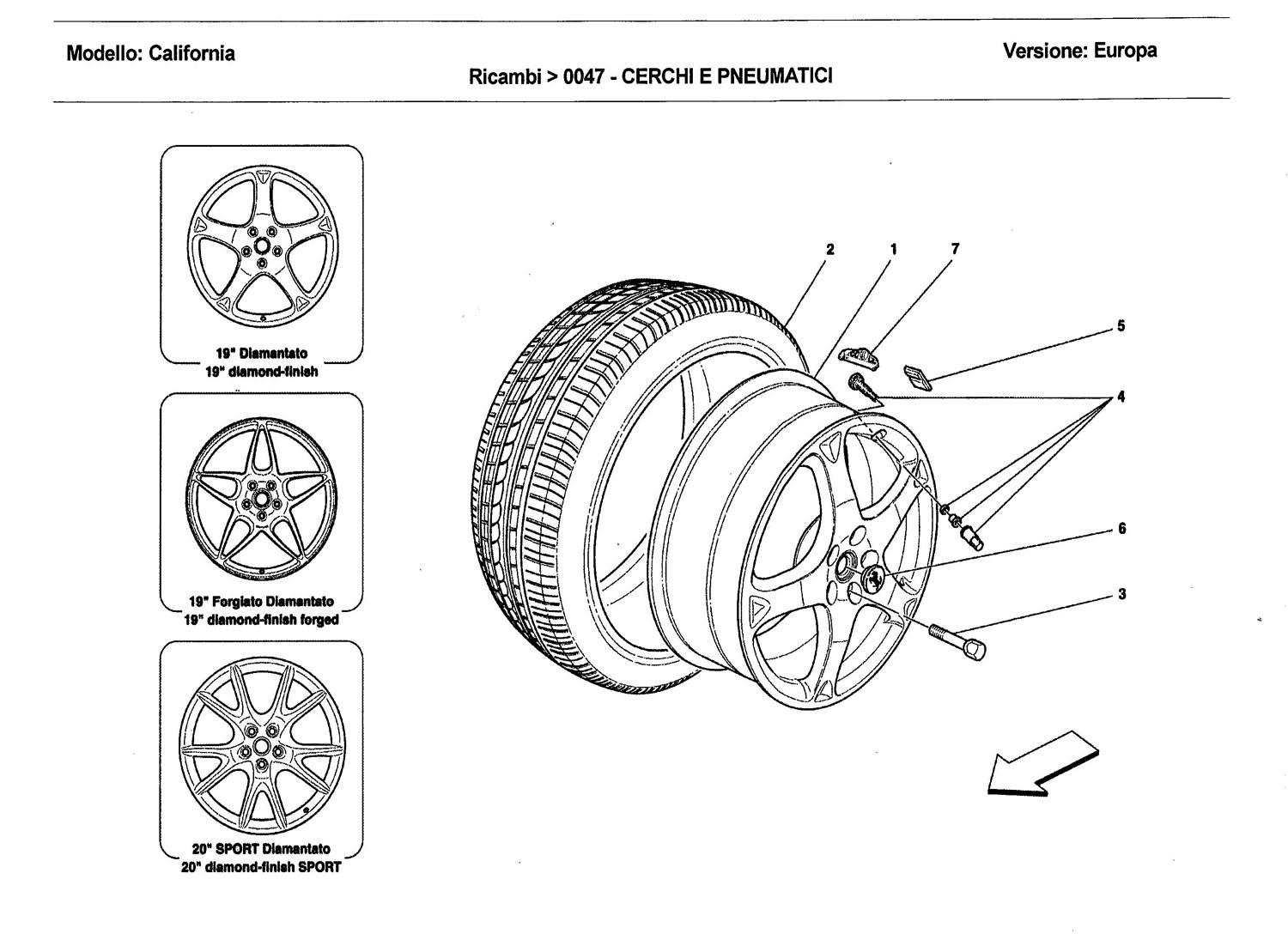 WHEELS AND TYRES