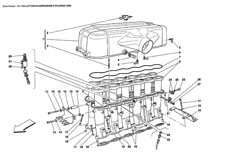 AIR INTAKE MANIFOLD AND AIR BOX