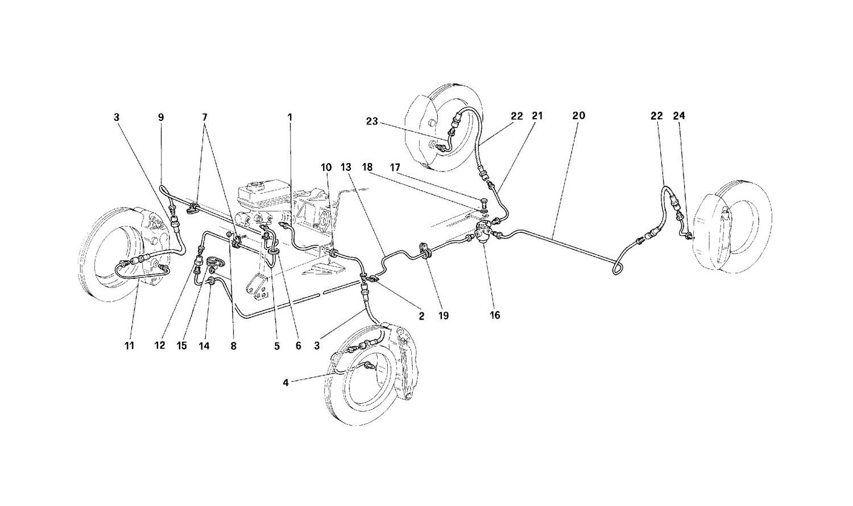 Brake system -Valid for USA-