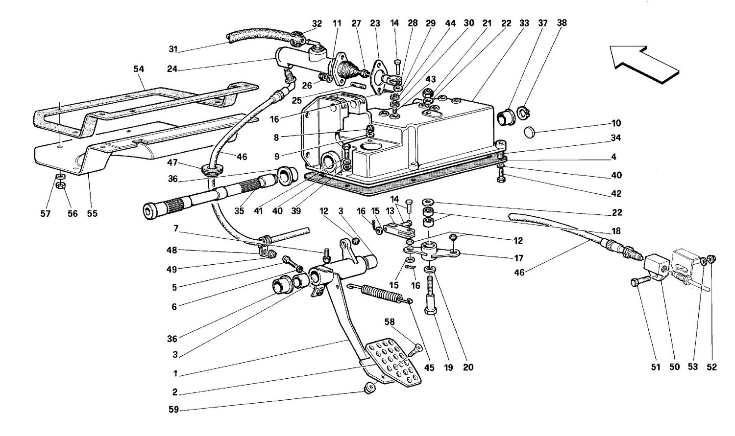 Clutch release control -Not for GD-